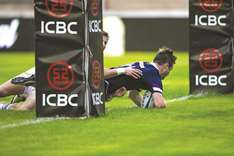 Horne brothers score 24 points as Scotland trounce Argentina