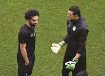 Egypt keeper El Hadary set for World Cup record