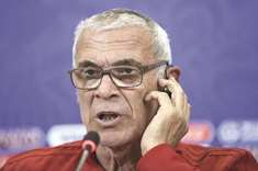 Cuper says his time as Egypt coach might be ending