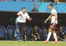 Mexico win ushers in uneasy truce between Osorio, critics