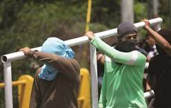 Nicaragua clashes leave eight dead: rights group