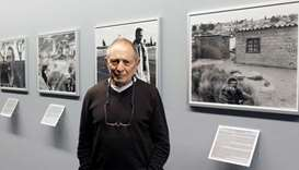South African photographer David Goldblatt