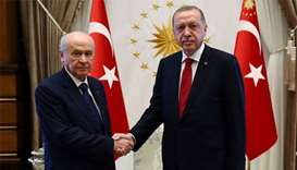 Erdogan, alliance partner agree to lift state of emergency
