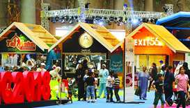 Qatari F&B concepts a big hit at Summer Entertainment City