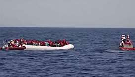 9 more bodies found after migrant boat sinks off Tunisia