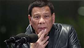 Philippines' Duterte vows to resign if anyone can prove God exists