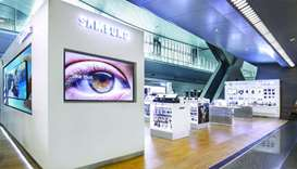 QDF opens Samsung Experience Zone at HIA