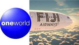 Fiji Airways becomes first 'oneworld connect' partner