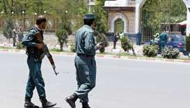 Suicide bomber kills eight after Afghan clerics outlaw suicide bombings