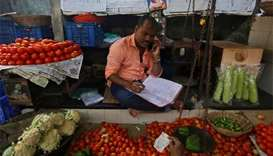 Vegetable prices jump in India as farmers go on strike