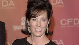 Fashion designer Kate Spade found dead in her apartment