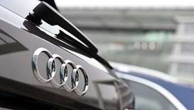 Germany orders recall of 60,000 Audis over emissions