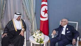 Tunisian president meets PM