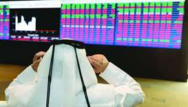 Banking, realty selling pressure weighs on Qatar shares