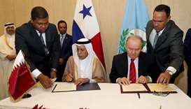 Advisory Council and Latin American and Caribbean Parliament sign MoU