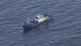 Beijing confirms Chinese trawler hit Philippine boat