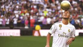 Eden Hazard fulfils his dream of a lifetime with Real Madrid move