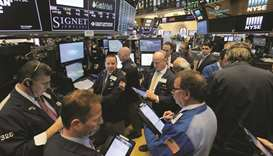 Wall Street investors set their sights on Fed interest rate cut