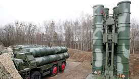 Turkey's Erdogan says S-400s delivery for early July