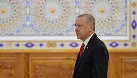 Erdogan says drilling off Cyprus to continue