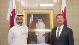Minister of Culture meets Polish envoy