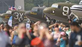Berlin remembers 'candy bombers'