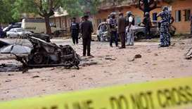 30 killed in suicide bombings in Konduga, Nigeria