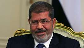 1st elected Egyptian president Mursi dies after 6 years of 'torture' in prison