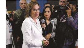 Guatemala's Torres short of majority in first-round vote