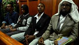 Kenya court convicts 3 for role in 2015 Garissa massacre