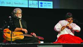 Strings and wind leave Katara audience spellbound