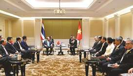 Asean leaders throw weight behind China-led trade pact