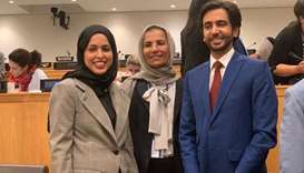 Qatar's candidate Dr al-Misnad elected member to UN body