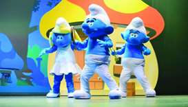 Tickets go on sale for Smurfs & Hello Kitty shows