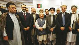 'Trust must be rebuilt with Afghanistan'