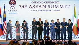 Asean leaders