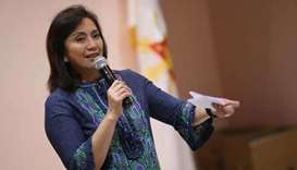 Robredo, senators oppose joint probe of boat ramming incident