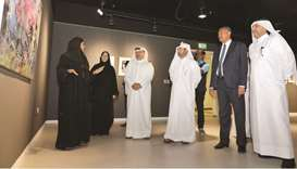 Katara opens two art exhibitions