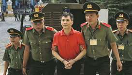 Vietnam jails US citizen for 'state overthrow' bid