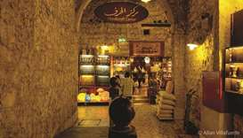 All you can explore at Souq Waqif