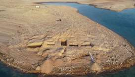 3,400-year-old palace discovered in Iraqi Kurdistan thanks to drought