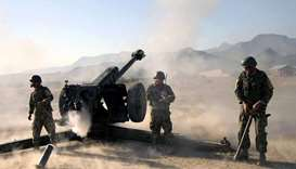 2 policemen, 10 Taliban gunmen killed in Afghanistan's Zabul
