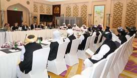 US and Taliban negotiators wrapped up their sixth round of peace talks on Thursday