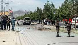 Bombing of Afghan govt bus condemned