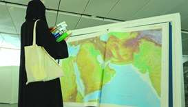 Qatar National Library's June events focus on travel