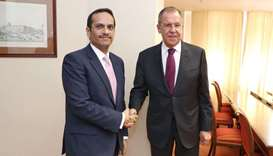 FM meets Lavrov, Bosnian president and Kyrgyz vice-PM
