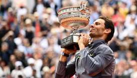 Nadal beats Thiem for record 12th French Open title