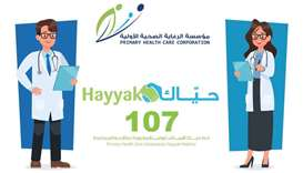 Doctor appointment within 3 months under PHCC's new Hayyak system