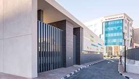 Al Sadd Paediatric Emergency Centre