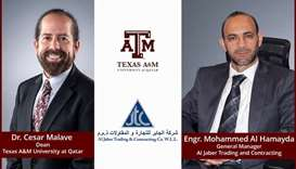 Tamuq, JTC sign pact for 3D printing of buildings